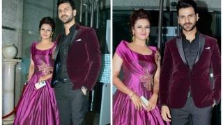 Sneak peek into Divyanka Tripathi & Vivek Dahiya Bollywood wedding reception in Mumbai!