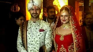 Divyanka Tripathi & Vivek Dahiya's Wedding: View these gorgeous pictures of the newly wed couple!