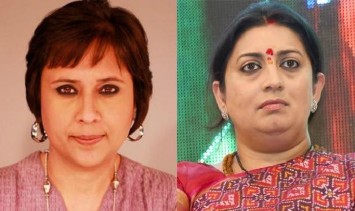 You will never speak for us barkha dutt accuses smriti irani of you will never speak for us barkha dutt accuses smriti irani of practising sciox Images