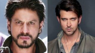 Clash of the titans! It's Shah Rukh Khan's 'Raees' vs Hrithik Roshan's 'Kaabil'