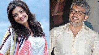 Kajal Aggarwal likely to team up with Ajith Kumar