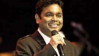 A R Rahman to embark on UK tour in September
