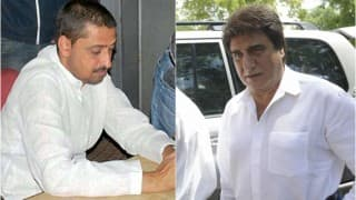 Raj Babbar appointed Uttar Pradesh Congress chief, hatemonger Imran Masood gets big role