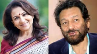 Sharmila Tagore and Shekhar Kapur honoured with the Icon Award in London