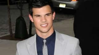 Taylor Lautner excited for Scream Queens