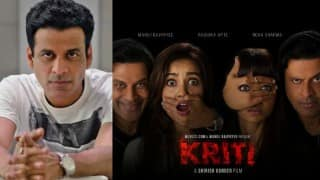 Manoj Bajpayee's take on Kriti plagiarism row