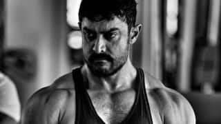 Dangal poster: Aamir Khan will unveil the second poster on Monday!