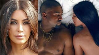 Can you believe Kim Kardashian NEVER saw husband Kanye West's Famous song's final video edit?