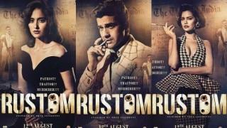 Akshay Kumar introduces fans to three Rustom characters