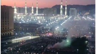 Suicide bombings shake Saudi Arabia, four dead at holy site