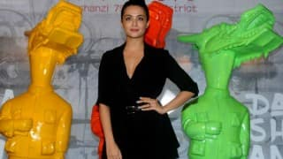 Not looking at doing fiction shows on TV: Surveen Chawla