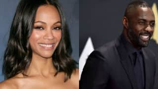 Zoe Saldana wants Idris Elba to take 007 legacy forward