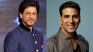 Shah Rukh Khan, Akshay Kumar in Forbes list of world's 100 highest-paid celebs
