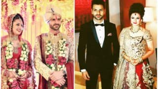 Divyanka Tripathi and Vivek Dahiya reception pictures are here and they look picture perfect!