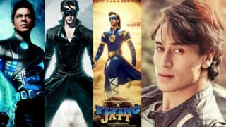 Someday an Indian 'Avengers' will be made: Tiger Shroff