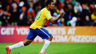 Manchester clubs in battle for Brazilian striker Gabriel Jesus