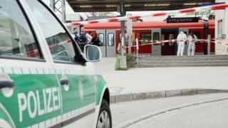 Doubt cast on German train attacker's nationality
