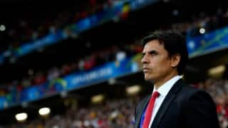 Euro Cup 2016: Manage England - 'never', says Wales' manager Chris Coleman