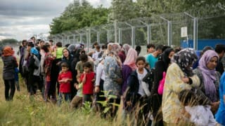 World's wealthiest countries host less than 9 percent refugees: Report