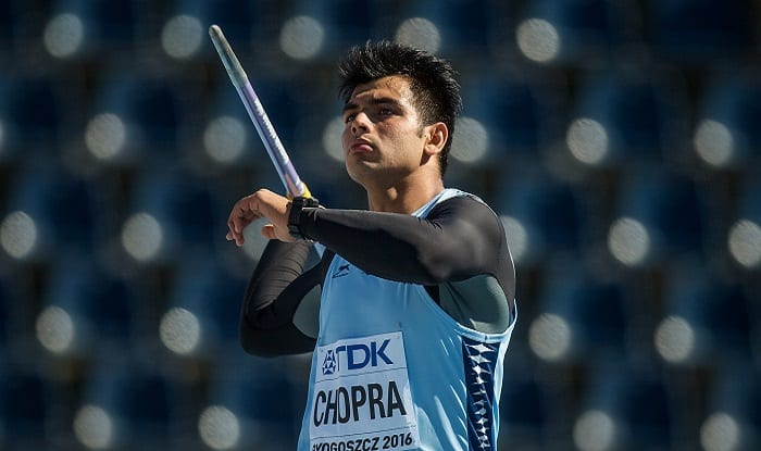 Neeraj Chopra: Watch 18-year-old world record holder's spectacular winning javelin throw at U-20 World Championship 2016! (Video)