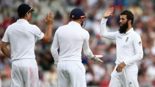 Pakistan vs England: Moeen Ali strikes as England lose Ben Stokes
