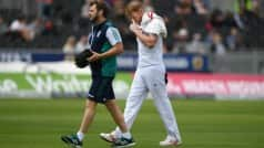 England's Ben Stokes out of third Test against Pakistan