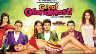 Great Grand Masti movie review: Film is as sexy as watching 2 porcupines mating in the zoo!