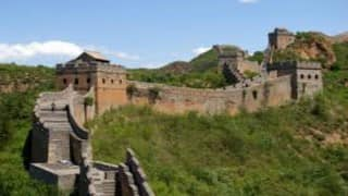 China to crackdown on damage to Great Wall