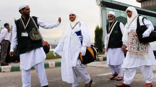 First batch of Haj pilgrims from Jammu & Kashmir to leave on August 10