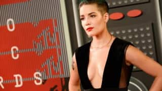 Singer Halsey had to perform hours after miscarriage