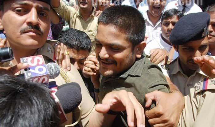 Hardik Patel Gets Bail, to Stay Away From Gujarat for Six Months