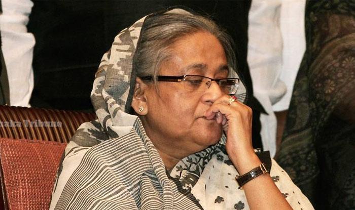 Bangladesh Prime Minister Sheikh Hasina (file image)