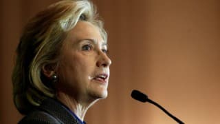 Hillary Clinton supports democratically elected government in Turkey
