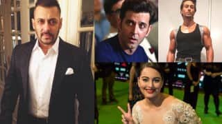 Friends turn into Foes at IIFA Awards 2016: Salman Khan is miffed with Hrithik Roshan, Sonakshi Sinha & Tiger Shroff