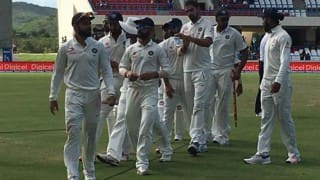 India beat West Indies by innings and 92 runs