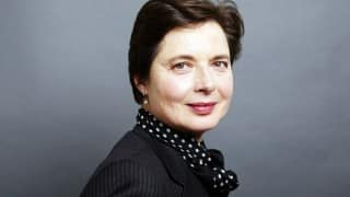 Isabella Rossellini doesn't feel flattered when called 'beautiful'