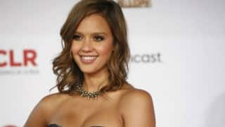 Jessica Alba has got voice through social media