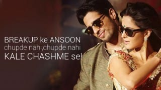 This parody of 'Kala Chasma' is brutally honest and might even burn Sidharth Malhotra and Katrina Kaif