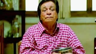 Kader Khan is in Hospital, Son Sarfaraz Khan Says Reports of His Death is Fake