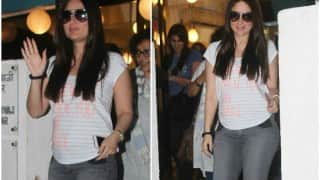 Kareena Kapoor's baby bump is SO EVIDENT in these pictures!