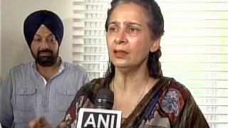 Navjot Singh Sidhu has resigned from BJP, I haven't, clarifies wife Navjot Kaur Sidhu