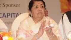 Maharashtra government mulling to start Lata Mangeshkar 'school of music'