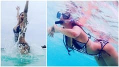 Malaika Arora Khan's Maldives pictures will evoke wanderlust in you and give you a new vacation body goal inspiration!