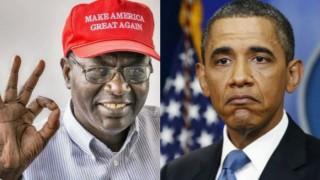Barack Obama's half-brother Malik Obama says he will vote for Donald Trump