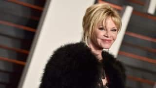Melanie Griffith thinks Internet dating is scary