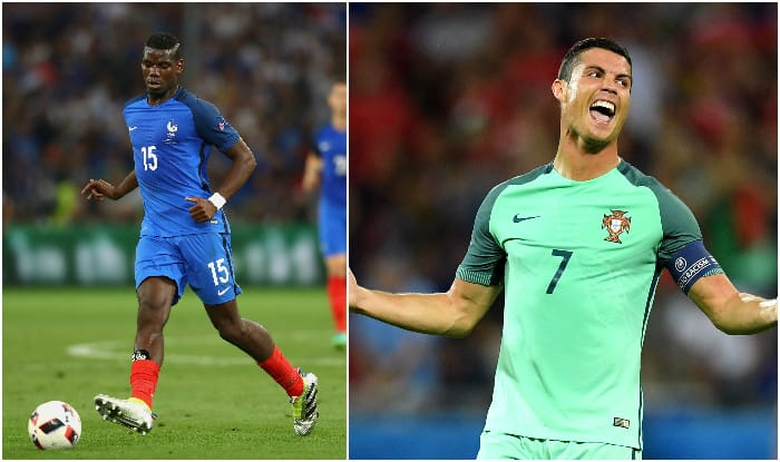 Portugal Vs France Live Streaming Euro  Final Match Watch Live Telecast Of France Vs Portugal On Sonyliv Com At   Am In India