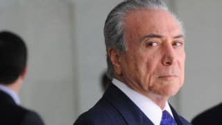 Half of Brazilians expect interim President Michel Temer to continue
