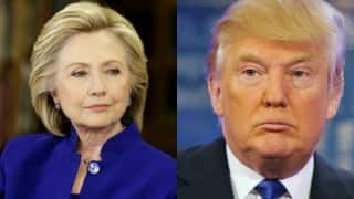 Hillary Clinton maintains advantage over Donald Trump, show polls