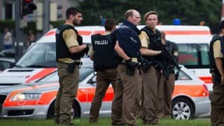 Germany shooting: Several dead' in Munich shopping centre shooting