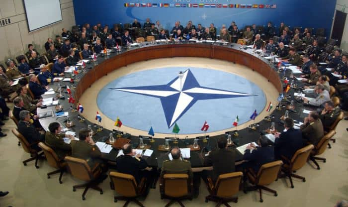 Visuals of a NATO meet (File image)
